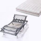 Pack Titanium-M - Visco Plus Memory Top