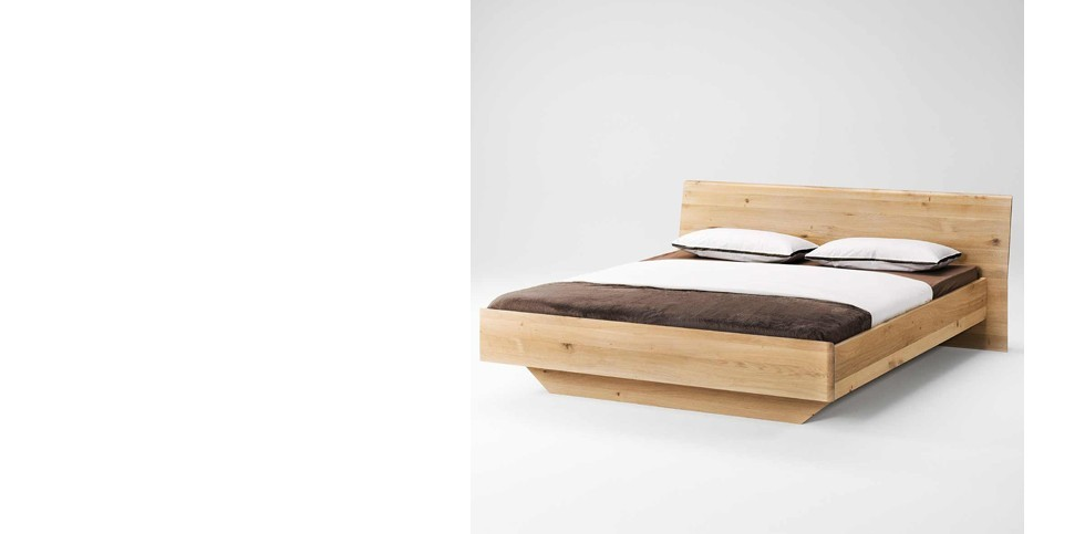 Camas de madera maciza ecologicas descanso saludable for Camas en madera economicas
